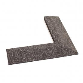 30mm Floor Tile Corner (x1) (550mm