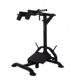 Levergym Squat Calf Machine *DNLY*