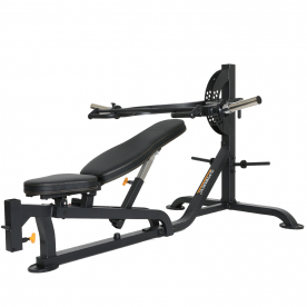 Isolateral Workbench Multi Press *DNLY*