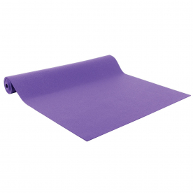 Studio Yoga Mat Lightweight - 3mm Purp