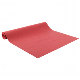 Studio Yoga Mat Lightweight - 3mm Red%