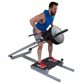 Body-Solid Pro Club Line T-Bar Row Machine - Northampton Ex-Display Model (Collection Only)