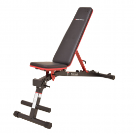 Body Power Folding Flat/Incline/Decline Utility Bench (Pre-Built) - Northampton Ex-Display Model (Click and Collect Only)