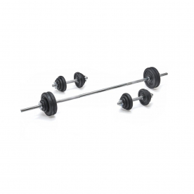 47Kg Standard Spinlock Barbell and Dumbb