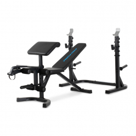 Olympic Rack and Bench *DNLY*