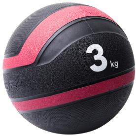 3Kg Medicine Ball (Red) ***