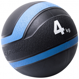 4Kg Medicine Ball (Blue) ***