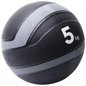 5Kg Medicine Ball (Grey) ***
