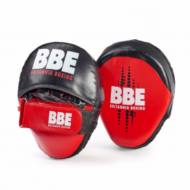 Club FX Curved Hook and Jab Pads *DN
