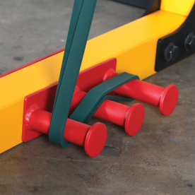 Power Rack Resistance Band Pegs Attachme