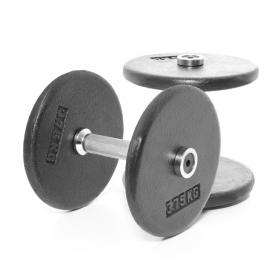 Body Power 7.5Kg Pro-style Dumbbells (x2)