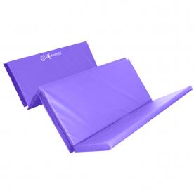 Foldable (4 fold mat) - 60mm Purpl
