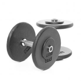 Body Power 12.5Kg Pro-style Dumbbells (x2)
