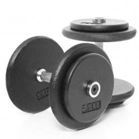 Body Power 15Kg Pro-style Dumbbells (x2)