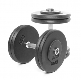 Body Power 22.5Kg Pro-style Dumbbells (x2)