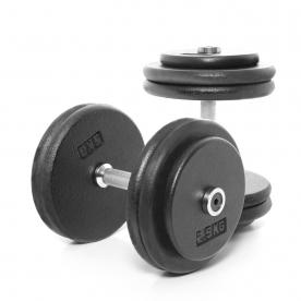 Body Power 25Kg Pro-style Dumbbells (x2)