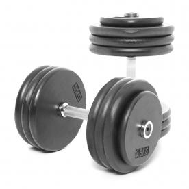 Body Power 35Kg Pro-style Dumbbells (x2)