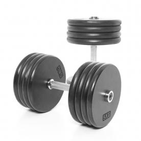Body Power 40Kg Pro-style Dumbbells (x2)