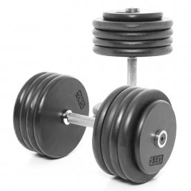 Body Power 45Kg Pro-style Dumbbells (x2)