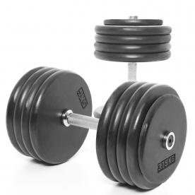 Body Power 47.5Kg Pro-style Dumbbells (x2)