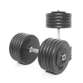Body Power 52.5Kg Pro-style Dumbbells (x2)