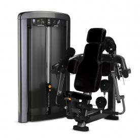 Life Fitness Insignia Series Biceps Curl (Black Frame/Upholstery) - Northampton Ex-Display Model