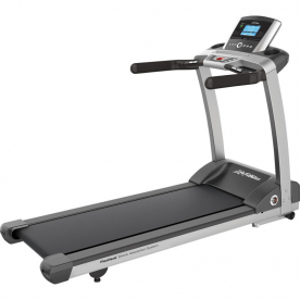 Life Fitness T3 Treadmill with Go Console - Frimley Ex-Display Model