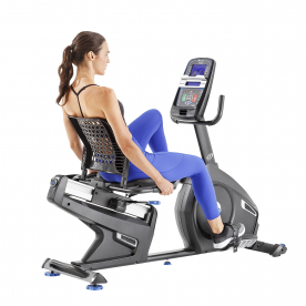 Nautilus R626 Recumbent Cycle - Northampton Ex-Display Model (Click and Collect Only)