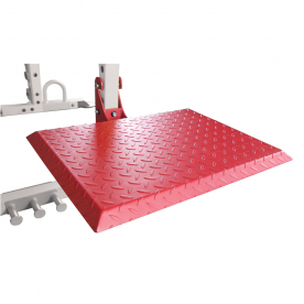 Powertec Power Rack Step Up Plate Attachment - Northampton Ex-Display Model (Click and Collect Only)