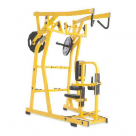 Hammer Strength Full Commercial Iso-Lateral High Row