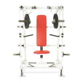Hammer Strength Full Commercial Iso-Lateral Bench Press (Horizontal)