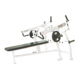 Hammer Strength Full Commercial Iso-Lateral Horizontal Bench Press