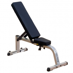 Body-Solid Flat/Incline Utility Bench