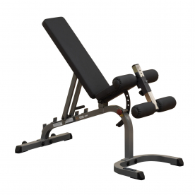 Body-Solid Flat/Incline/Decline Utility Bench