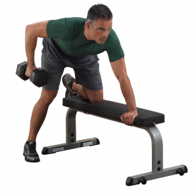 Body-Solid Flat Bench - Full Commercial