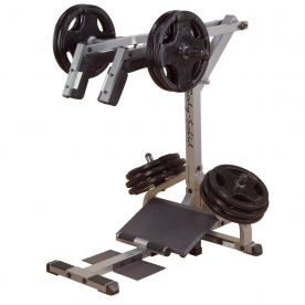 Body-Solid Leverage Squat/Calf Raise Machine