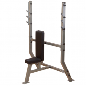Body-Solid Pro Club-Line Shoulder Press Bench