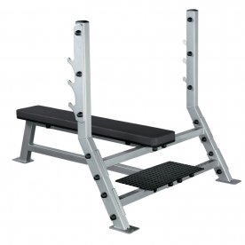 Body-Solid Pro Club-Line Full Commercial Flat Olympic Bench