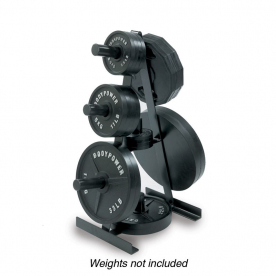 Body Power Olympic Weight Tree - Northampton Ex-Display Model (Collection Only)