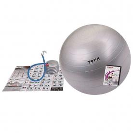 Anti Burst 65 cm Gym Ball with DVD