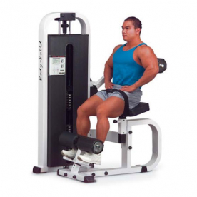 Body-Solid Pro Club Line Back Machine (310lb Stack)