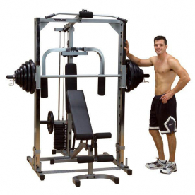 Powerline Smith Gym Package 2