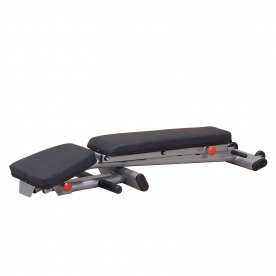 Body-Solid Folding Utility Bench (Pre-Built)