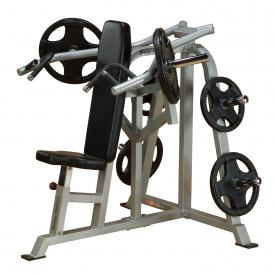 Body-Solid Club Line Full Commercial Leverage Shoulder Press