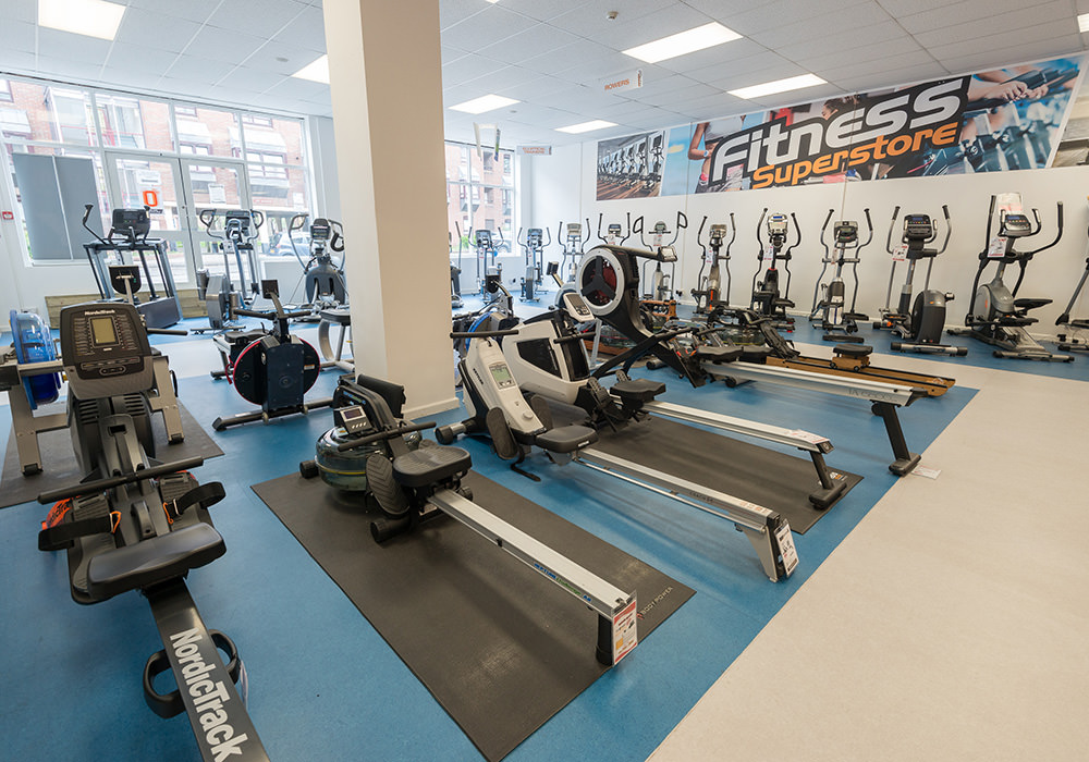 Fitness and Exercise Equipment in Palo Alto, California STORE HOURS | STORE LOCATIONS Purchasing an exercise machine is the first step toward a commitment to a lifetime of good health, revitalized lifestyle, and exciting adventures.