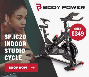 Body Power bike banner