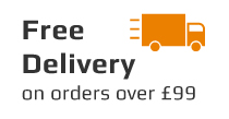Free Delivery on order over £99!