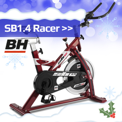 Indoor Cycle Christmas Idea Image