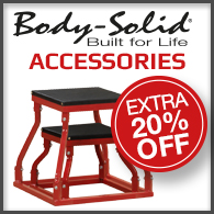 Body Power Accessories