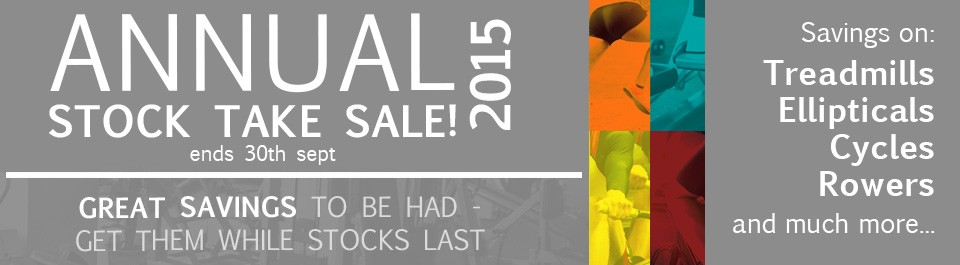 Annual Stock Take Sale